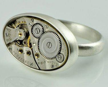 Если вы душой остались в 19 веке, то украшения в стиле стим-панк вам точно понравятся. Винтажная механика, шестеренки, громоздкие металлические детали — все, как в милую старину.   #Abbigli #хендмейд #подарки #рукоделие #хобби #креатив #handmade #art #идея #вдохновение #своимируками  #стимпанк #украшения #бижутерия