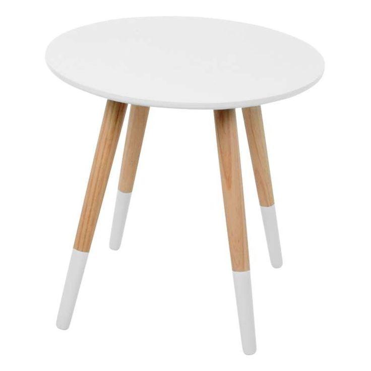 Petite Table Ronde Bois