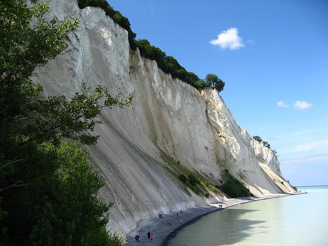 Møens klint in Denmark