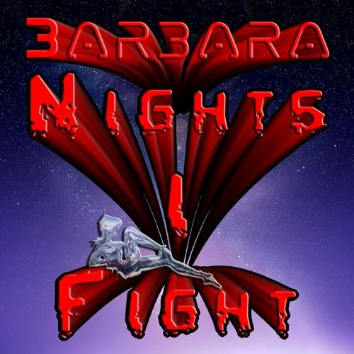 Barbara - Nights I Fight / https://sites.google.com/site/davidesolurghimusic/discography/barbara-nightsifight / Graphic design by Davide Solurghi Photography / Title: Nights I Fight / Artists: Barbara /  Authors: Marcello Catalano - Davide Solurghi / Label: Bianco & Nero - ℗ 2013 Bianco & Nero / Genere: Euro Dance / Pop Dance / Purchase & preview: beatport - iTunes - OVI NOKIA - amazon - DEEZER - emusic - junodownload - STARZIK - Discogs