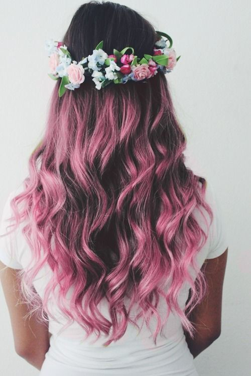 Dyed Hair | via Tumblr