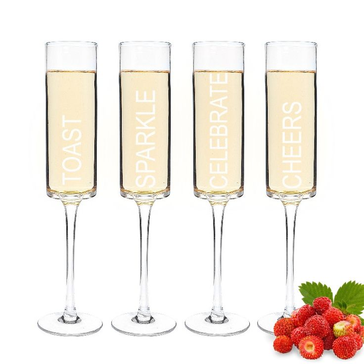 Cathys Concepts Celebrate! Champagne Flute
