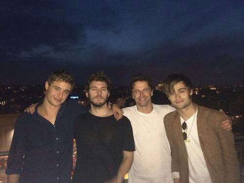 The Riot Club Cast in ...