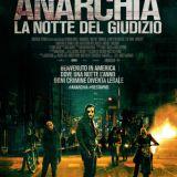 Anarchia:La notte del giudizio  Da oggi nei cinema un nuovo film horror americano: una sola notte all'anno durante la quale ogni crimine ed ogni atto illegale diventa lecito.