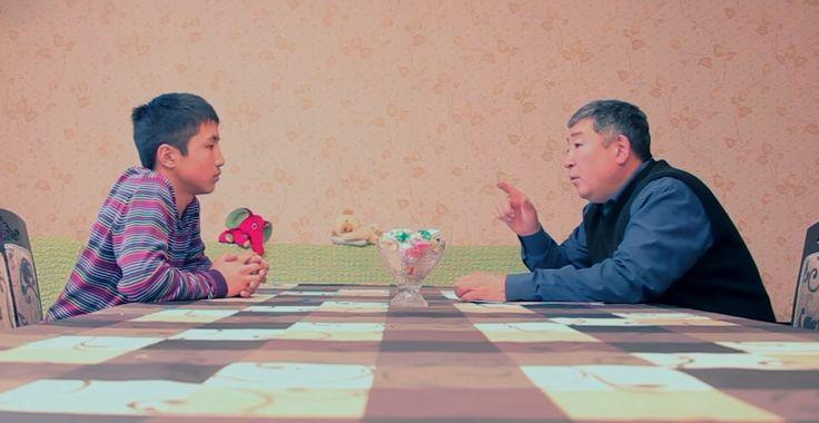 Отец и сын / Ата менен бала