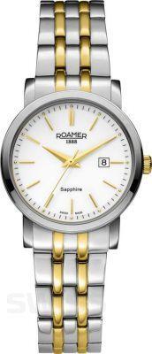 Wybierasz się na randkę? Minimalistyczny zegarek Roamer doda blasku Twojej stylizacji! #roamer #roamerwatch #watch #zegarek