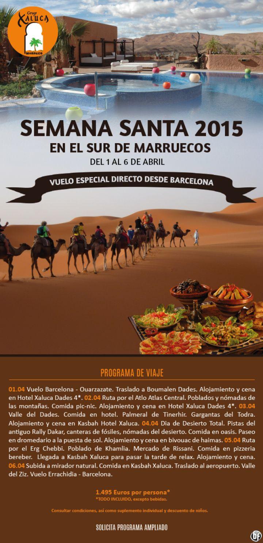 Semana Santa Marruecos en vuelo privado directo al Desierto. Todo Incluido. ultimo minuto - http://zocotours.com/semana-santa-marruecos-en-vuelo-privado-directo-al-desierto-todo-incluido-ultimo-minuto/