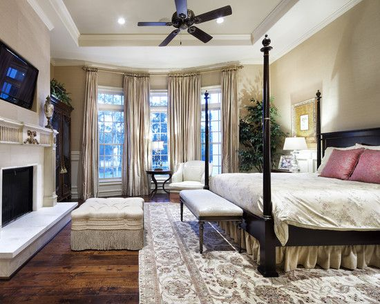 17 best images about master bedroom trey ceiling paint on for Traditional master bedroom designs