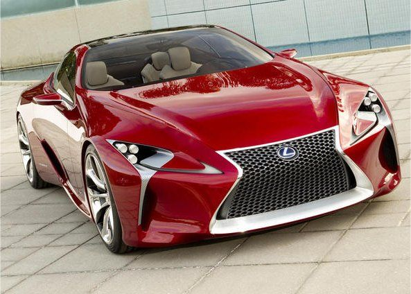 ✯ Lexus LFLC Concept ✯