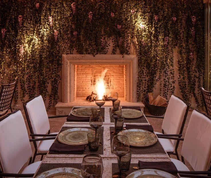 Dining at Baku Restaurant