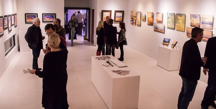Feedback on a great art exhibition opening