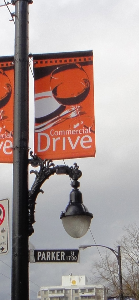Commercial Drive Banner