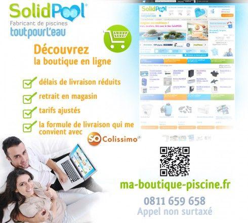 16 best Tout Pour Lu0027Eau \ SolidPOOL® images on Pinterest Swimming