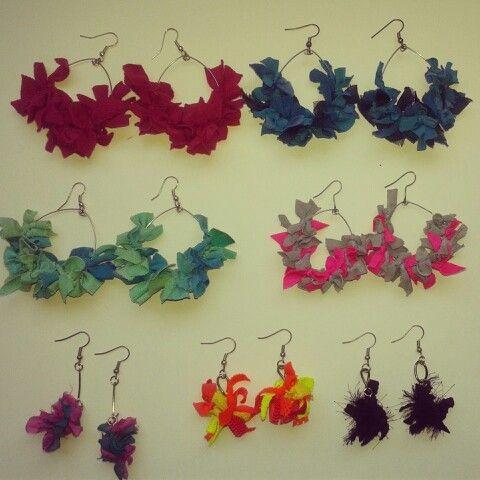 Aros earrings