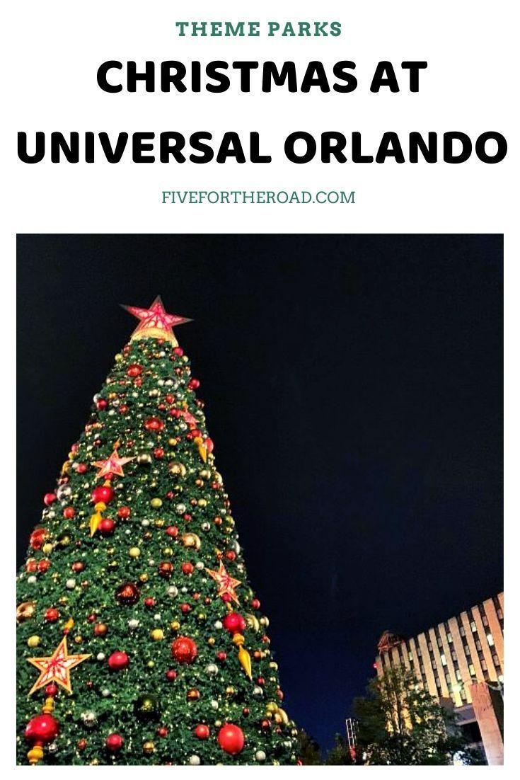 Christmas At Universal Orlando Celebrate The Holidays At Universal Orlando Resort In 2020 Universal Orlando Resort Orlando Resorts Universal Orlando