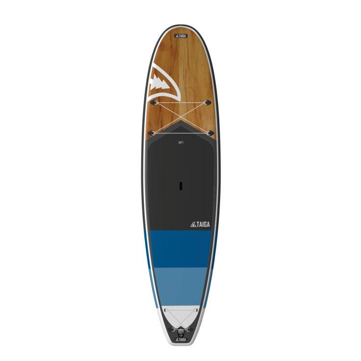 Taiga Board - Le modèle Boréa 10'6 AIR est une planche gonflable de SUP/Stand Up Paddle/Paddleboard de type All Around. Pour les lacs, rivières et mer calme.