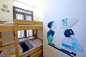 Delfst Blue | 4-bed dorm
