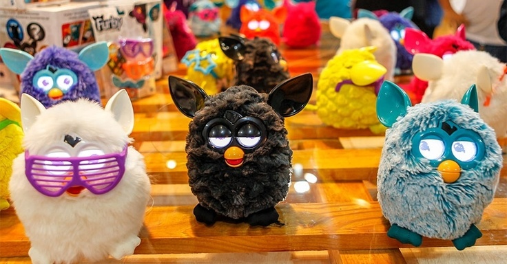 how to turn off furby boom