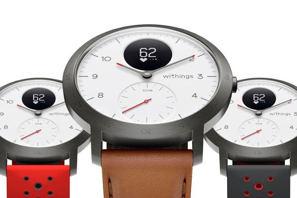 Withings Steel Hr Sport Hybrid Smartwatch Launched Price Availability Specifications Video Smart Watch Gadgets Steel