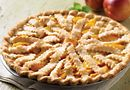 Caramel Apple Skillet Cake     1/2 cup (1 stick) butter     1 cup packed brown sugar     1/2 cup heavy whipping cream     1/3 cup light corn syrup     3 small Braeburn apples     1 pkg (15.25-18.25 oz) yellow cake mix     3   eggs     1 cup sour cream     2 tsp Korintje Cinnamon  From Pampered Chef