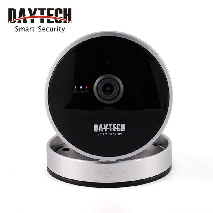 Daytech Wifi IP Camera Infrared Baby Monitor & Home Security Camera
