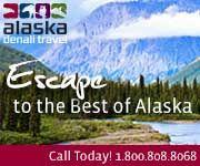 Alaska Denali Travel