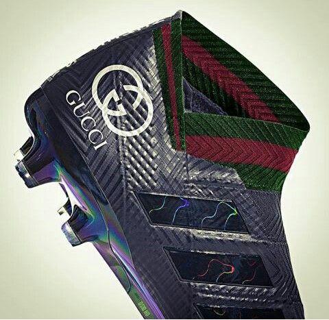 47d57a3c53a Adidas Nemeziz 18+ Gucci concept Adidas Soccer Cleats