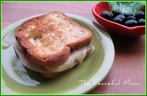 Thanksgiving Leftovers: Turkey Pepper Jack Grilled Cheese (Gluten Free ...