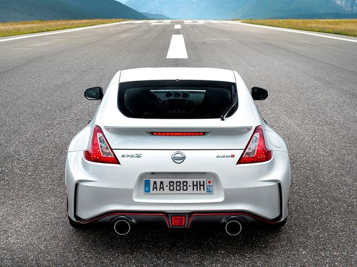 the new 370Z NISMO, which goes on sale from September featuring a whole host of design and engineering updates. What do you think of it?