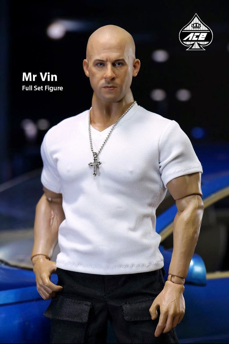 Ace Toyz AT-003 Mr.Vin 1/6 action figure    ... Preview Ace Toyz AT-004 1:6 scale Mr Vin 12-inch figure (Dom Toretto