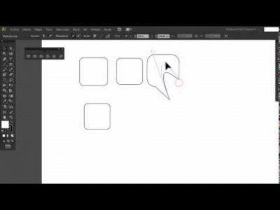 Creacion de formas basicas con Adobe Illustrator