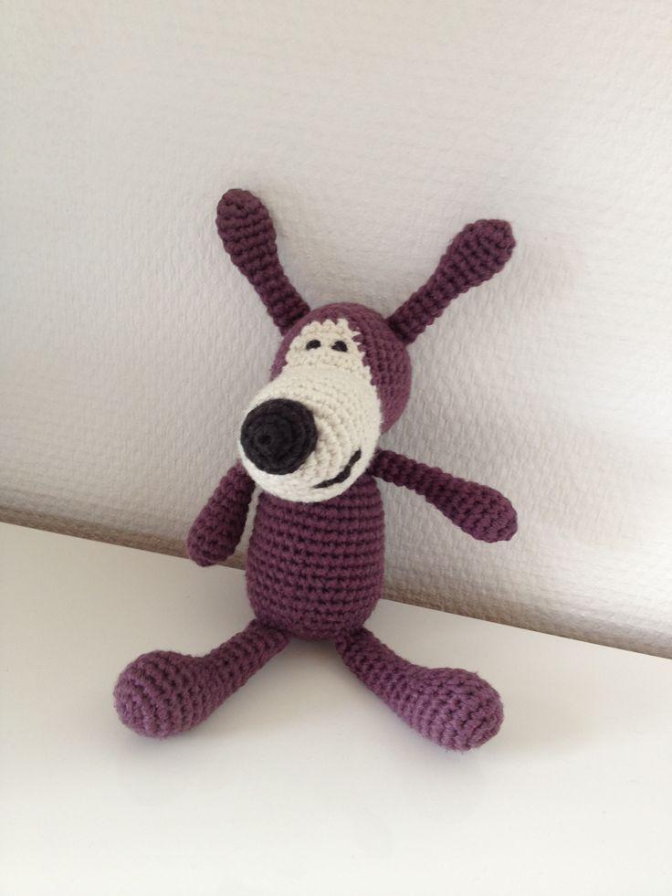 Buffi the dog (Emils)