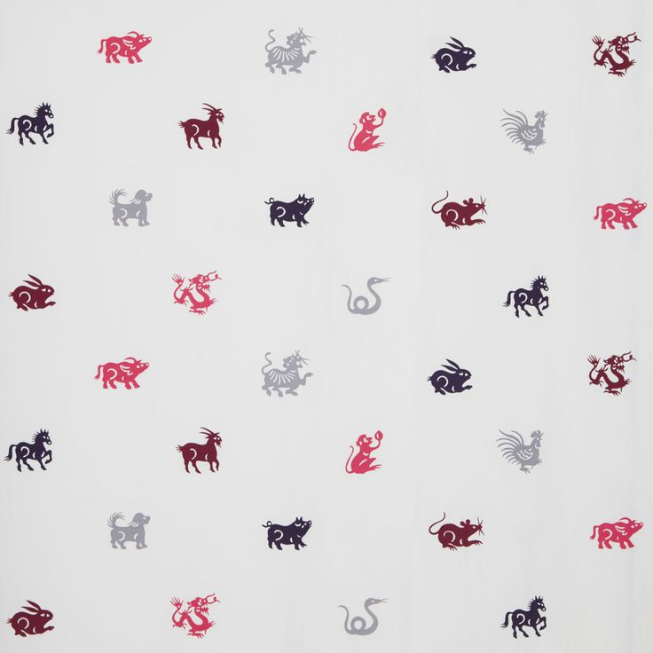 1000 images about artsy stuff chinese zodiac signs on for Astrology fabric