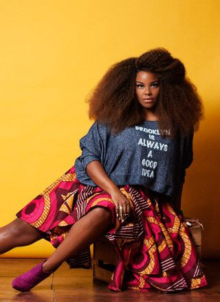6 Places to Buy Chic African Clothing Online | Black Girl with Long Hair