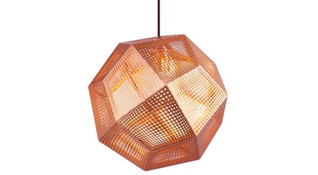 lampy wiszące | etch shade copper | mesmetric concept store