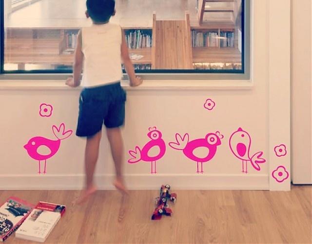 22 best images about vinils i murals on pinterest summer - Vinilos para dormitorios infantiles ...