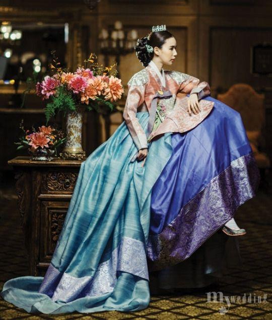 Korean Culture Fashion- Appreciate the Hanbok