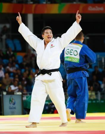 柔道男子 90 キロ級ではベイカー茉秋が金メダルを獲得。この階級の日本勢の金メダルは初めて!リオデジャネイロオリンピック・リオ五輪 2016