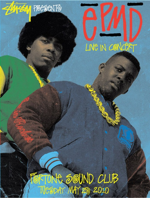 EPMD in Vancouver | Stussy Toronto