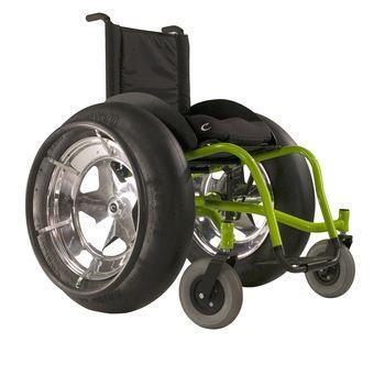 Fatso Wheelchair Tires Colours Tremor Beach All Terrain Rigid Wheelchairs Adaptive Equipment Accessories Chair