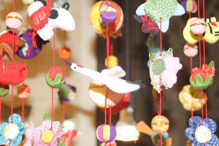 Hanging Hina/つるし飾り