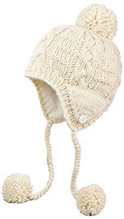 DaKine Women's Stella Beanie,White,One Size