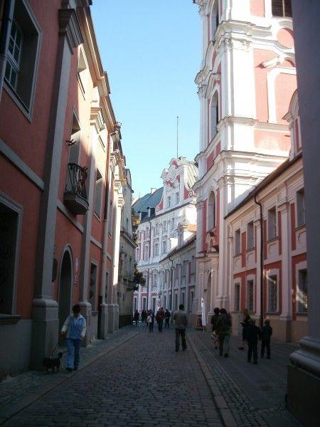 Kolegium Jezuickie, ob. urząd miejski w Poznaniu Poznań