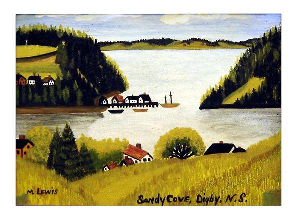 Maud Lewis Sandy Cove