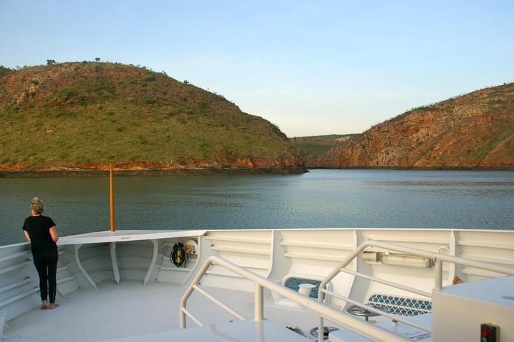 The Kimberley aboard True North