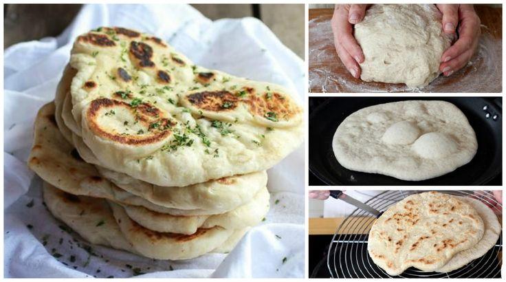 Receita passo a passo: como fazer pão pita em casa?