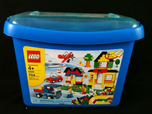 Lego 5508 704 pcs Building Toy 4+ Ages Used