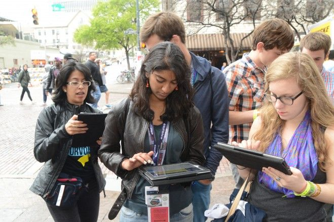 Largest-Ever Latino Online Voter Registration Campaign Launched at SXSW  This is fantastic!!