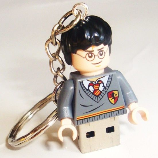 You know you all love the boy who lived! These make great birthday presents; put all the Harry Potter audio books on one drive! Get your Potter on with a new Harry Potter flash drive!