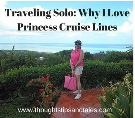 Princess cruises offer Zumba classes, line dancing lessons, a pop chorus, shore excursions and Movies Under the Stars. Traveling solo is great fun on their ships!